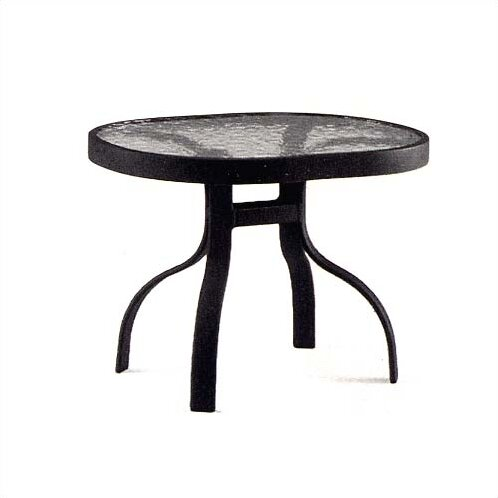 Deluxe Side Table by Woodard