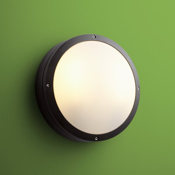 Beacon 2-Light Flush Mount by Oxygen Lighting