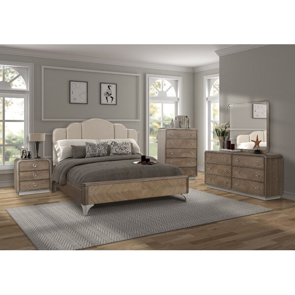 Waterfall Standard Configurable Bedroom Set by Fairfax Home Collections
