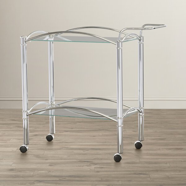 Clarkesville Bar Cart By Zipcode Design Discount