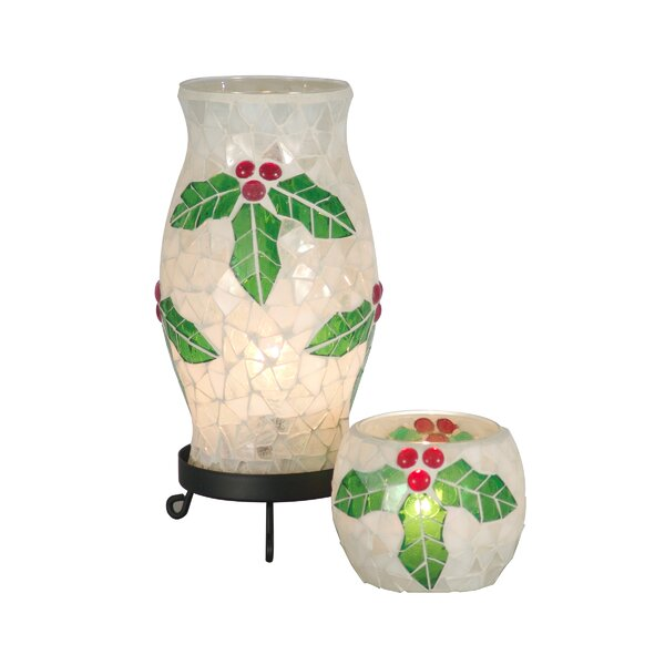 Holy Noel Accent Lamp by The Holiday Aisle
