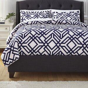 Botkin 3 Piece Comforter Set