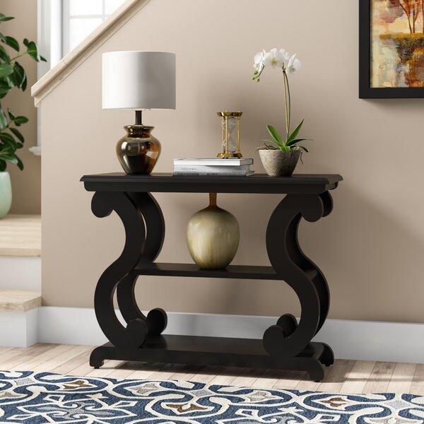 Braeden Console Table by Fleur De Lis Living
