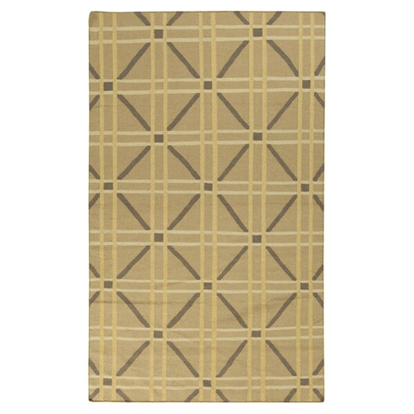 Sheffield Market Soft Yellow Rug by Angelo:Home