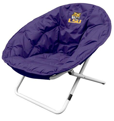 Collegiate Sphere Chair - LSU by Logo Brands