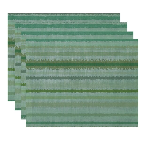 Dorazio Raya De Agua Placemat (Set of 4) by Ivy Bronx