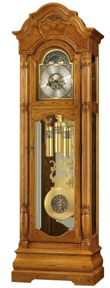 Scarborough 88.5 Grandfather Clock by Howard Miller®