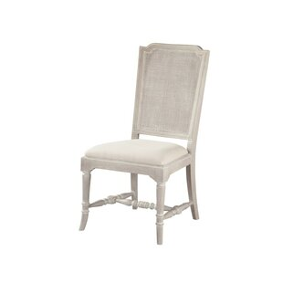 Sutton S Bay Cane Upholstered Dining Chair