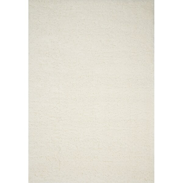 Marvin Ivory Area Rug by Ebern Designs