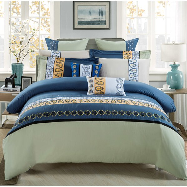 Saraland Comforter Set by World Menagerie