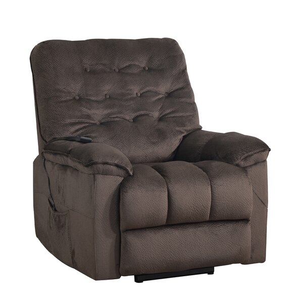 Picar Faux Leather Power Recliner W000966191
