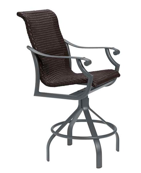 Montreux 25 Patio Bar Stool by Tropitone