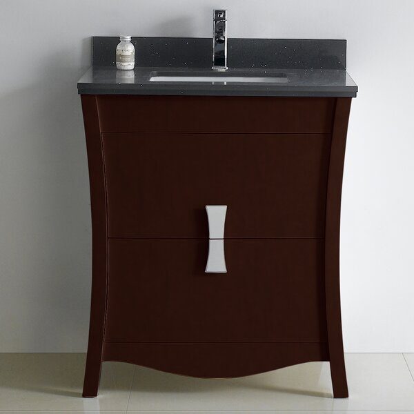 Hendry 29 Single Bathroom Vanity Set