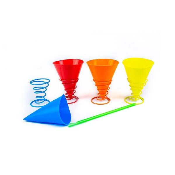 32 Piece Silicone Snow Cone Cup Set by Kovot