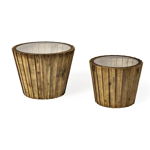 Hillpoint 2 Piece Nesting Tables by Loon Peak
