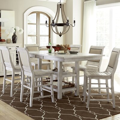 Lark Manor Extendable Dining Set All Dining Sets