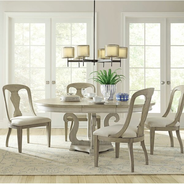 Adriano 5 Piece Extendable Dining Set by Ophelia & Co. Ophelia & Co.