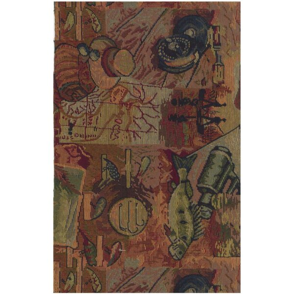 Gone Fishing Futon Slipcover by Blazing Needles