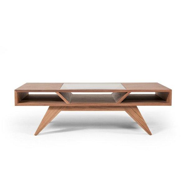 Eckhoff Coffee Table with Storage by Corrigan Studio