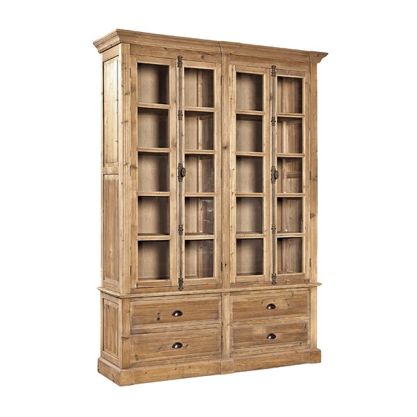 Old Library Bookcase by Furniture Classics