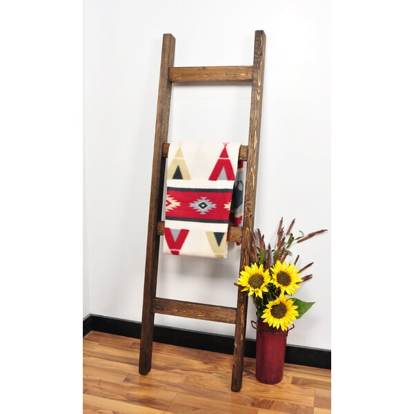 5 ft Decorative Ladder by Brandt Works LLC
