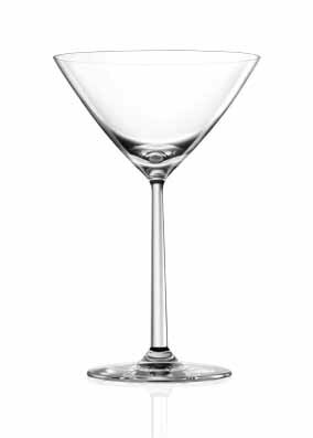 Shanghai Soul 8 oz. Crystal Cocktail Glass (Set of 4) by Lucaris
