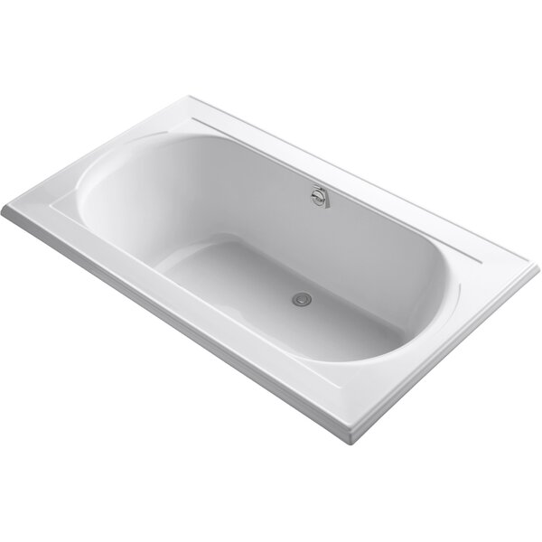 Memoirs 72 x 42 Soaking Bathtub by Kohler