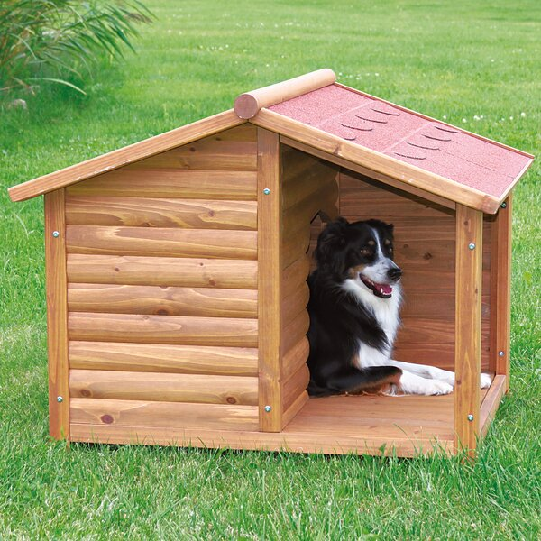 Luis Rustic Dog House by Tucker Murphy Pet