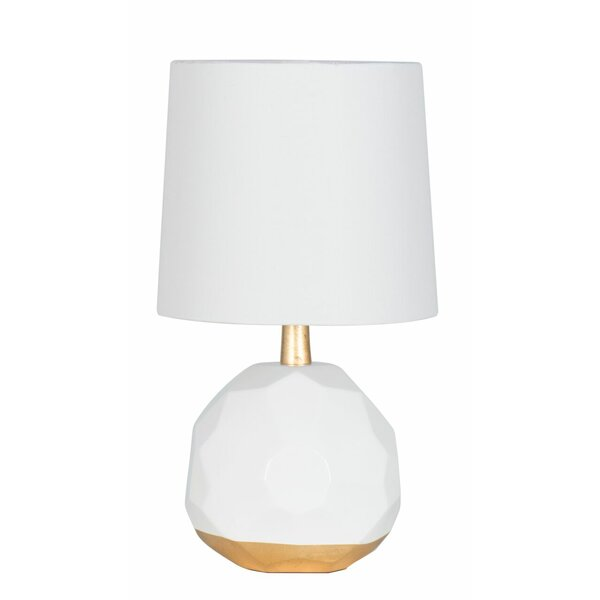 Drains Bog Geometric Dome 16 Table Lamp by Langley Street