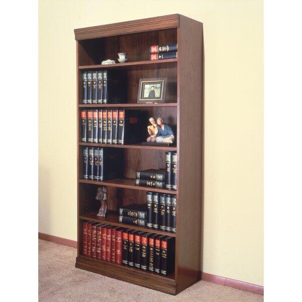Mauk Heavy Duty Standard Bookcase By Charlton Home