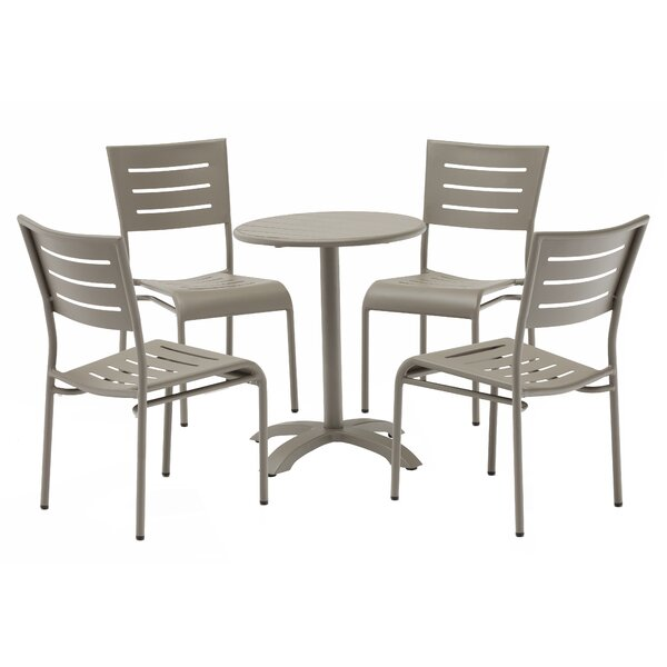 5 Piece Dining Set by H&D Restaurant Supply, Inc.