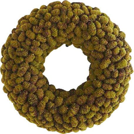 Fall Wreath by K and K Interiors