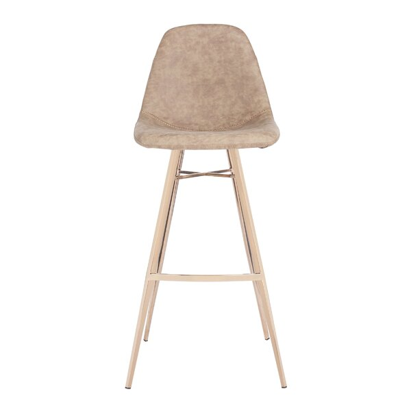 Fromm Bar Stool by Ivy Bronx