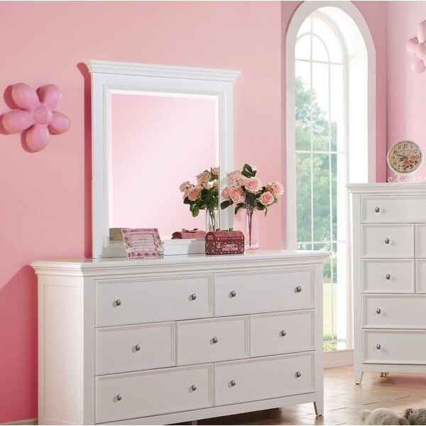 Didmarton 7 Drawer Dresser with Mirror by Red Barrel Studio