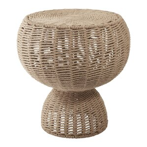 Rope End Table by Global Views