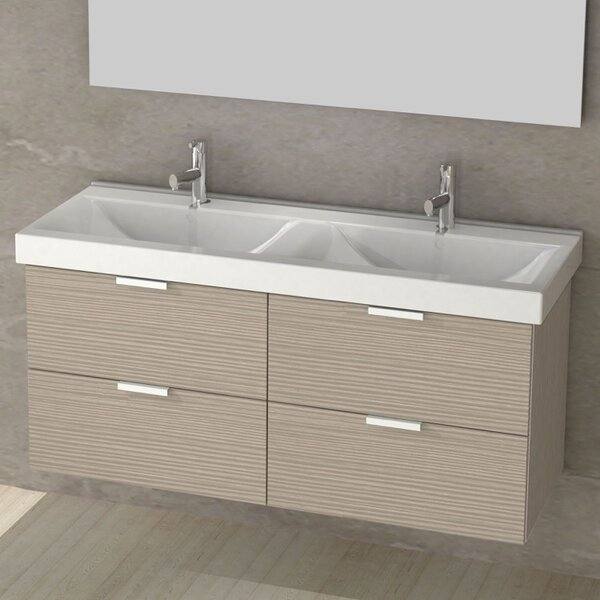 Double Fun 47 Double Vanity Set