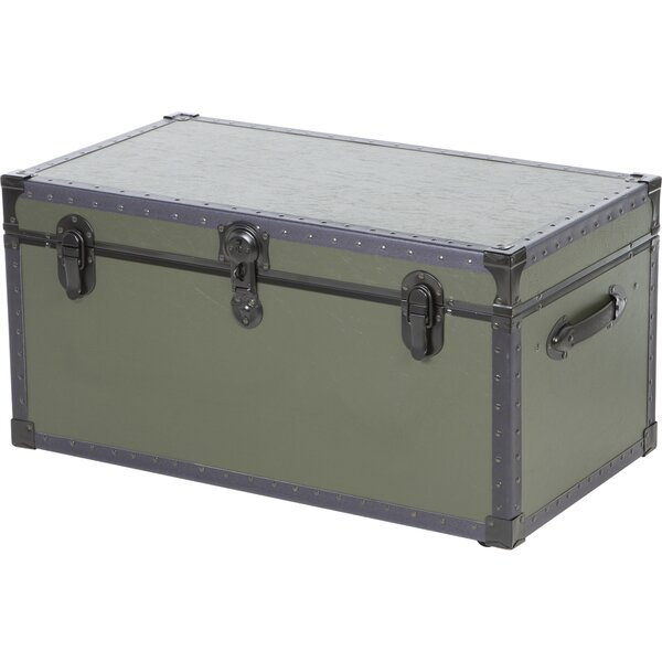 Falrusklin Oversize Trunk by Charlton Home
