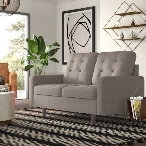 Efimov Loveseat by Mercury Row