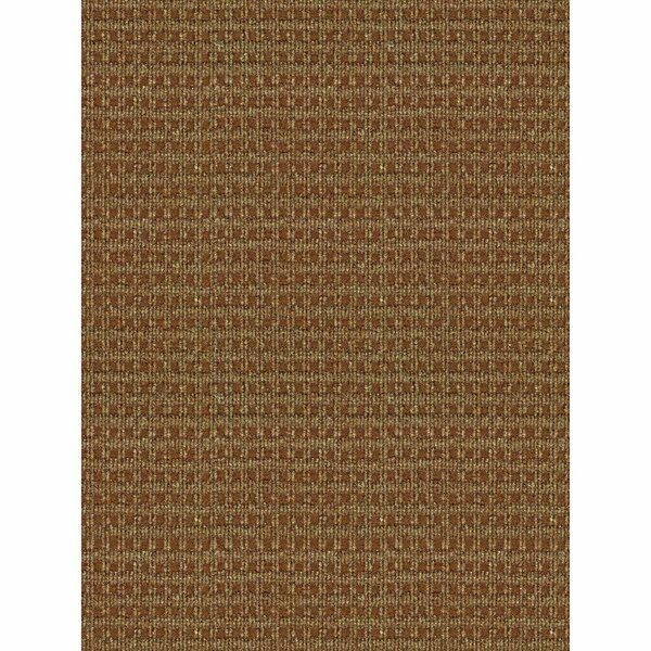 Soltis Checkered Taupe Indoor/Outdoor Area Rug by