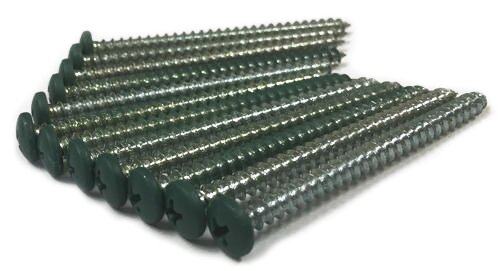 Metal Shutter Screws by Perfect Shutters, inc.