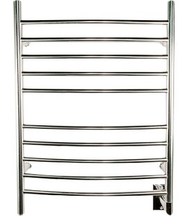 Budget Wall Mount Electric Towel Warmer By Amba