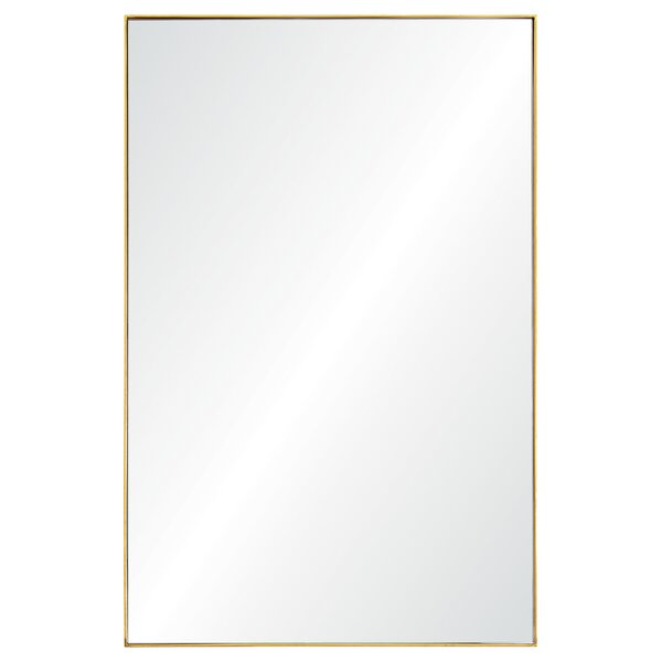 Micheal Wall Mirror by Everly Quinn