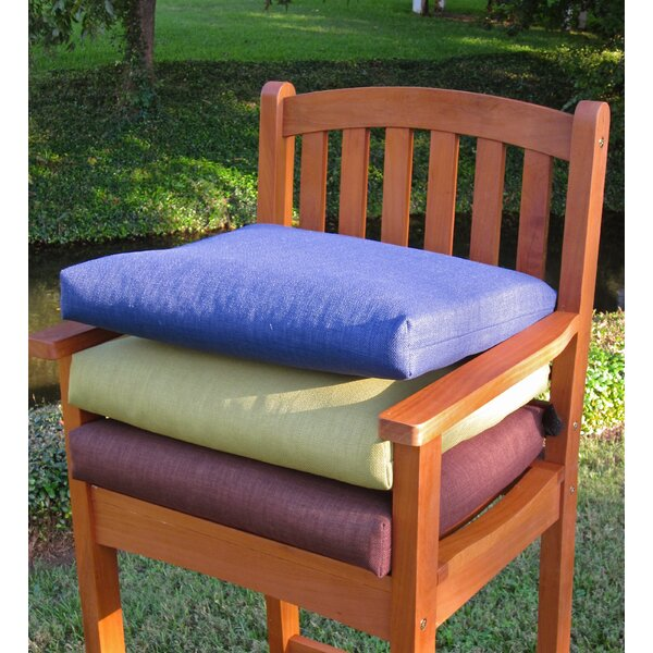 Indoor/Outdoor Adirondack Chair Cushion by Blazing Needles