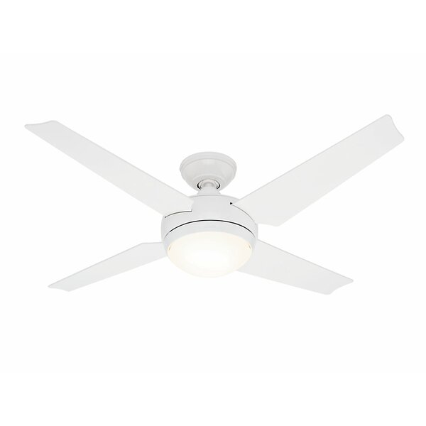 52 Sonic® 4-Blade LED Ceiling Fan by Hunter Fan