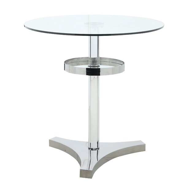 Pub Table By Orren Ellis Great price