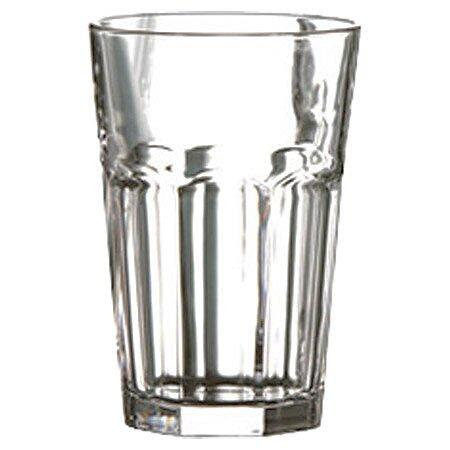 Newport 15 oz. Glass Highball Glass (Set of 6) by Design Guild