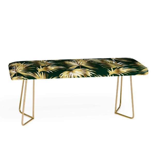 Marta Upholstered Bench By East Urban Home Wonderful