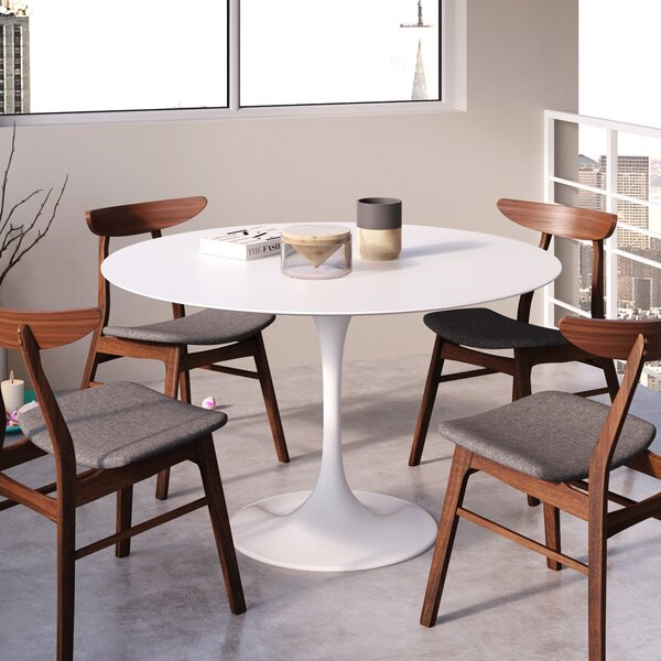 Angelica Matte Lacquer Dining Table by Corrigan Studio
