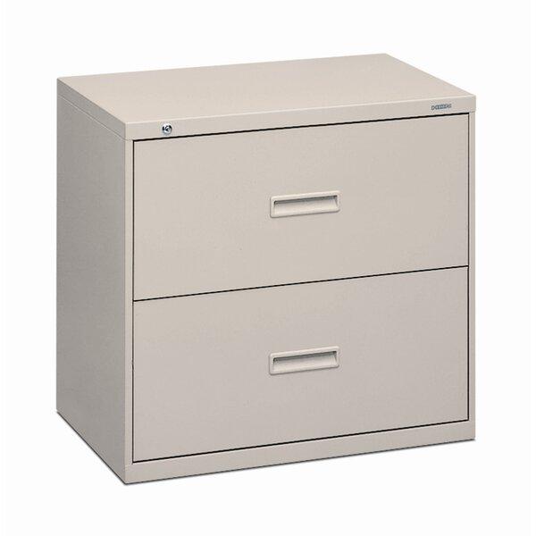 400 Series 30W 2-Drawer File by HON