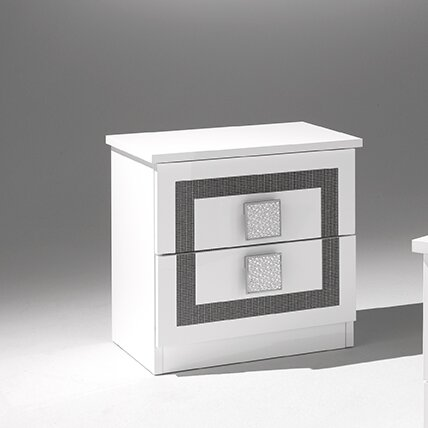 Virgo 2 Drawer Nightstand By YumanMod by YumanMod Best Design